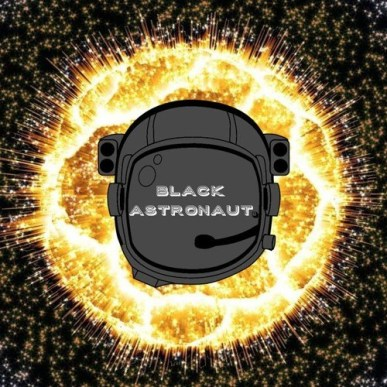 Black-Astronaut