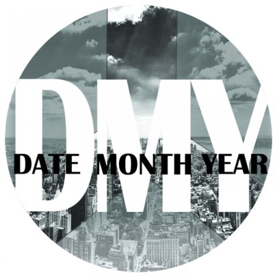 DateMonthYear - March (cover)