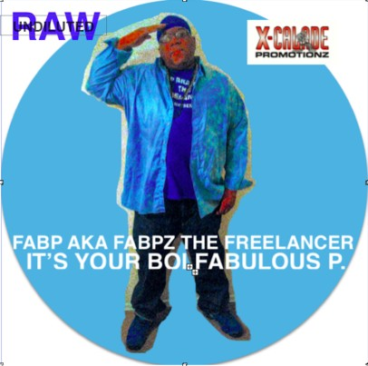 ITS YOUR BOI FABULOUS P (front)(GRAPHIC) - FABP AKA FABPZ THE _phixr
