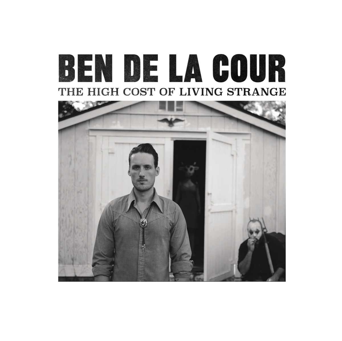 The High Cost of Living Strange - Ben De La Cour (reviewed by T. Bebedor)