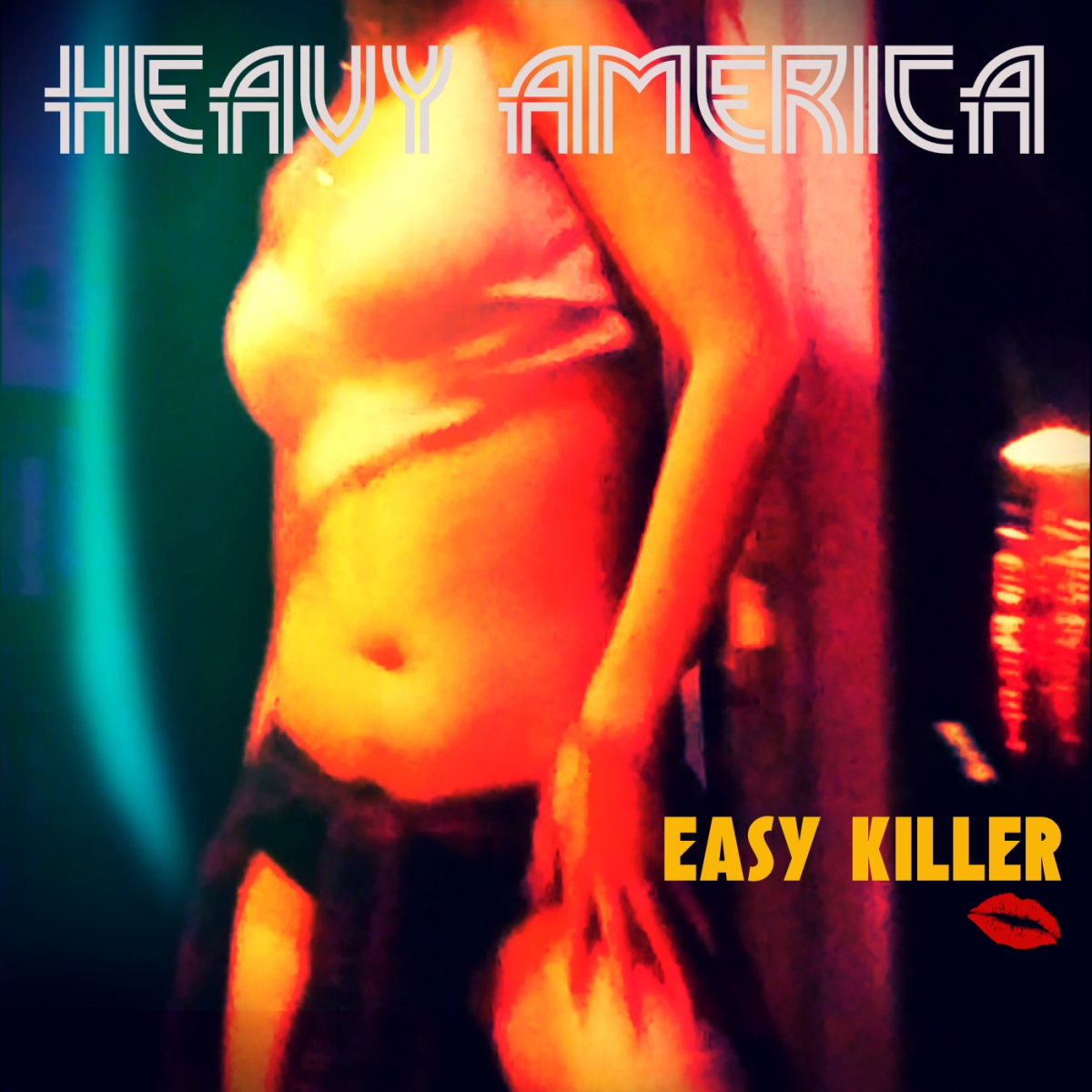 Easy Killer  - Heavy AmericA (reviewed by Dave Franklin)
