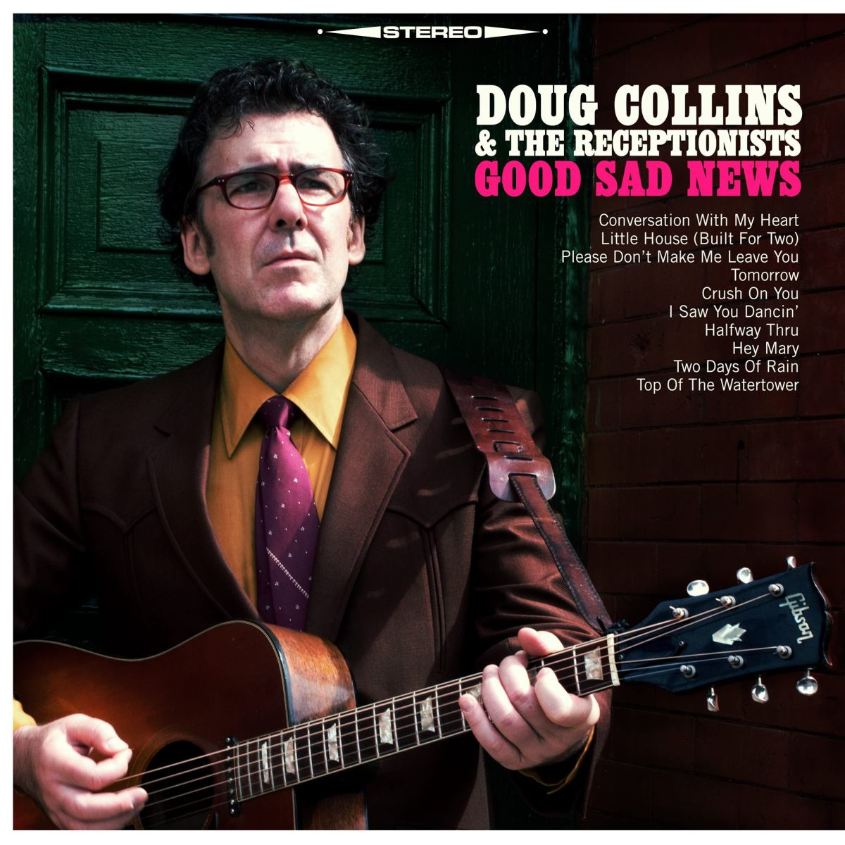 Good Sad News - Doug Collins and the Receptionists (reviewed by T. Bebedor)