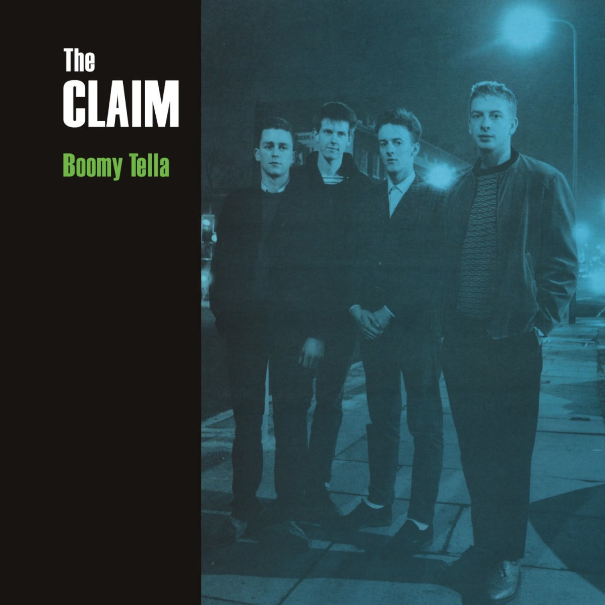 Boomy Tella  -  The Claim (reviewed by Dave Franklin)