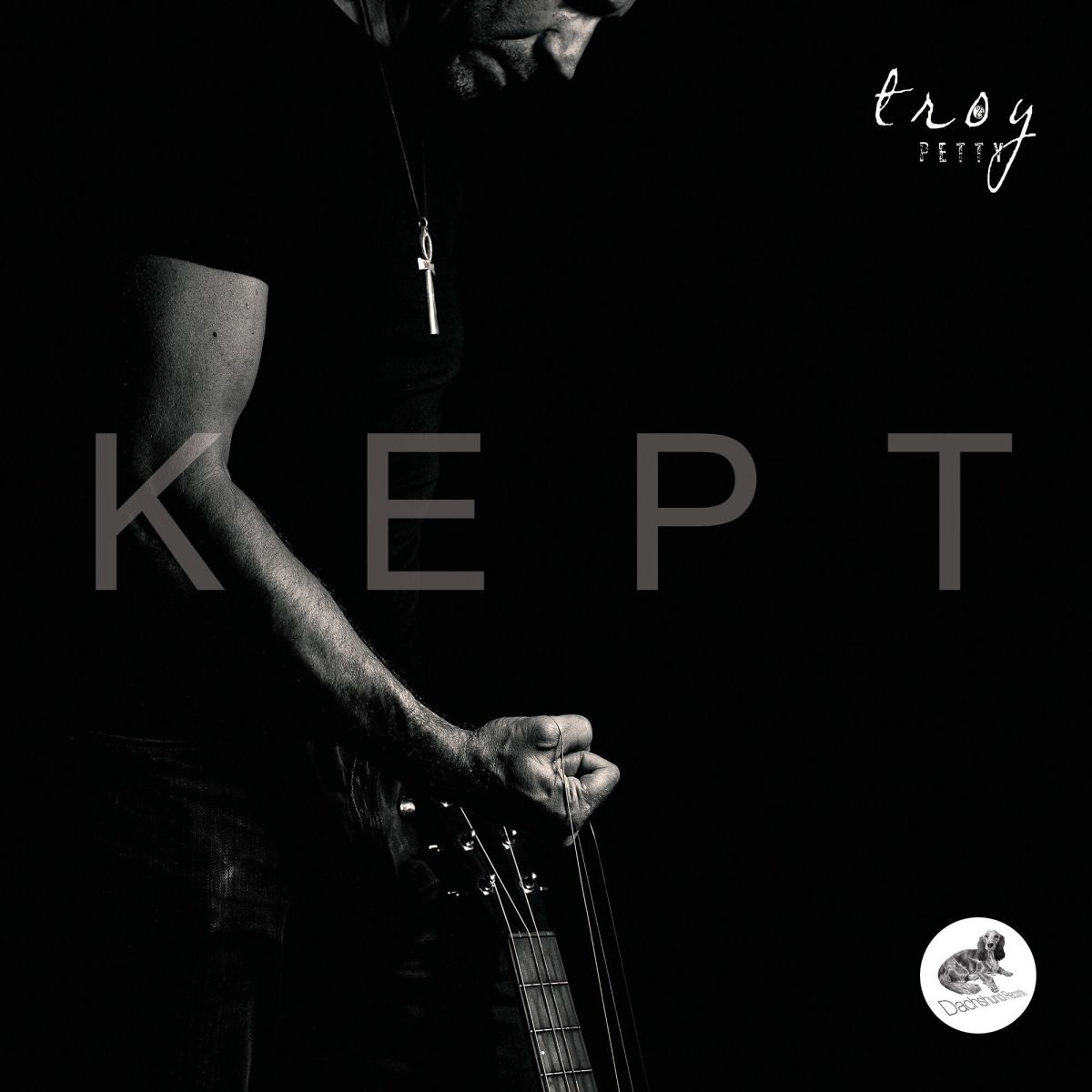 Kept -  Troy Petty (reviewed by Dave Franklin)