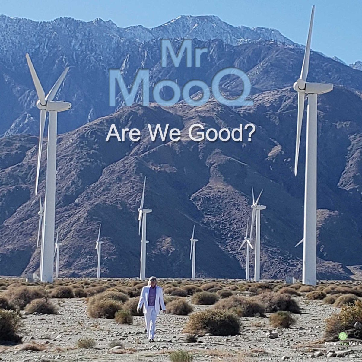 Are We Good? - Mr Moog (reviewed by Dave Franklin)